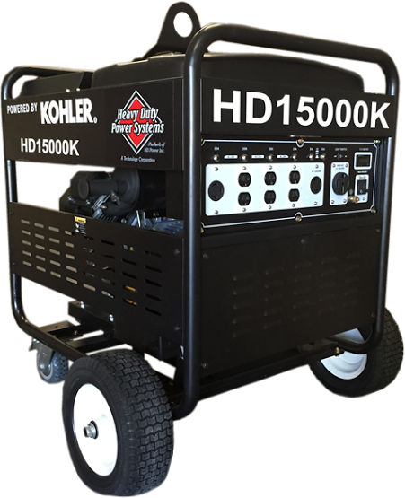 HD15000K Gas Generator<br /><strong>$7,495.95</strong>