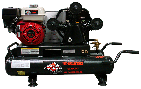 HD6510TH3 Triple Head Contractor's Series Air Compressor<br /><strong>$1,750.00</strong>
