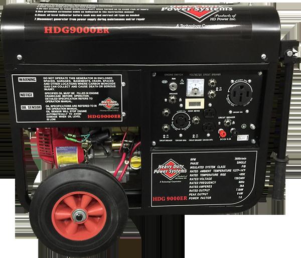 HDG9000ER Generator<br /><strong>$3,950.00</strong>