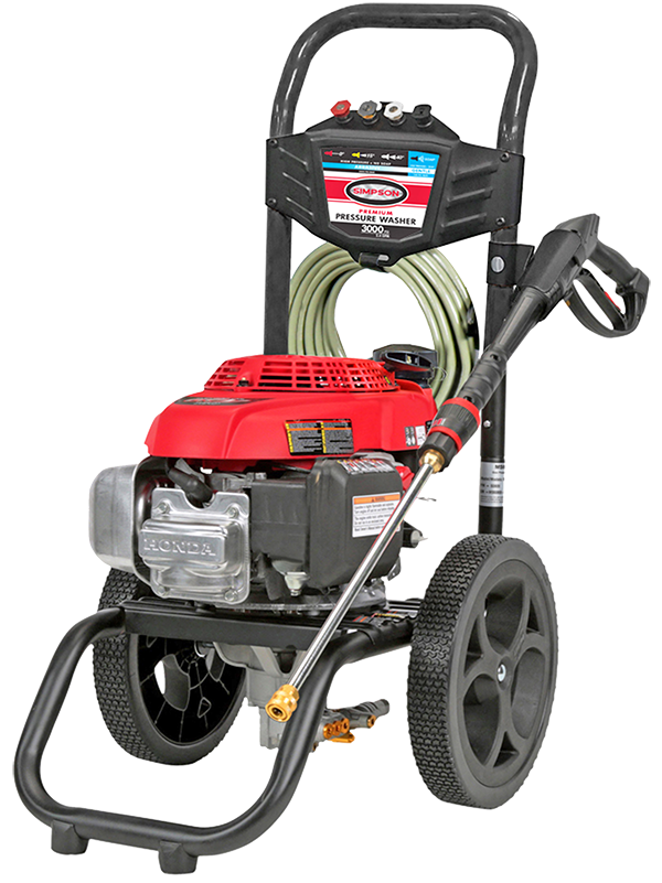 MS60809-S MEGASHOT Gas Pressure Washer<br /><strong>$350.00</strong>